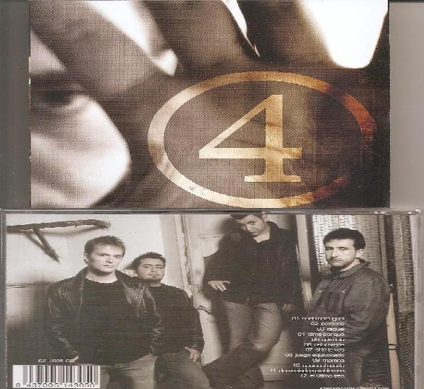 Nacional cuarta - 4 (cd, szena records 2004)