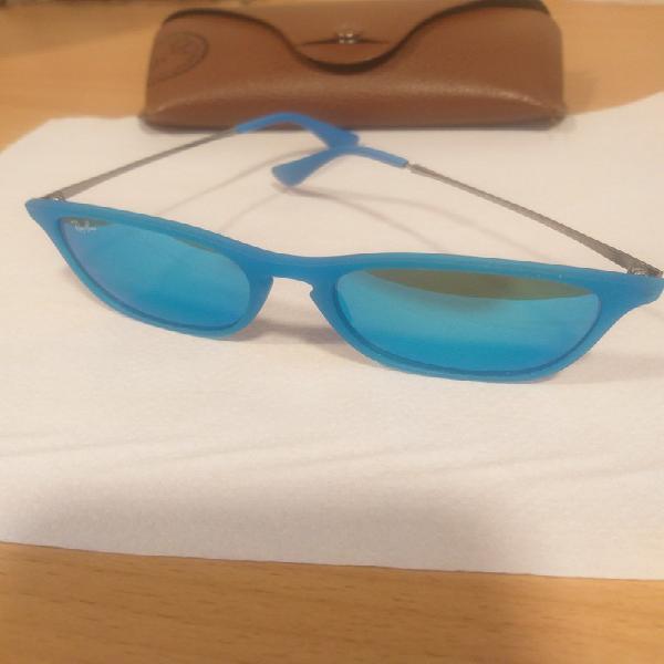 Gafas de sol ray-ban, rj9061s 7011/55 junior, azul, 49cm15