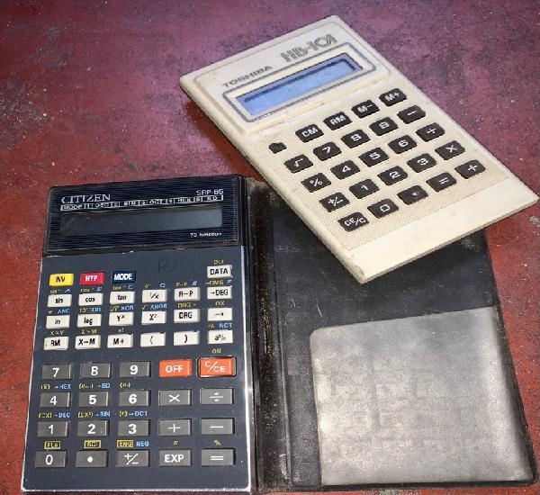 Calculadora citizen srp-65