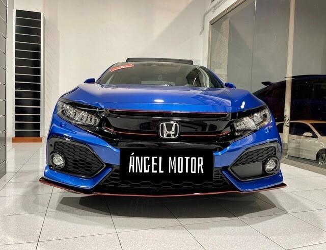 Honda civic type s con 1 año de garantía!