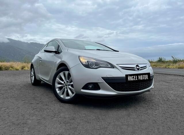 Opel astra gtc con 2 años de garantía!