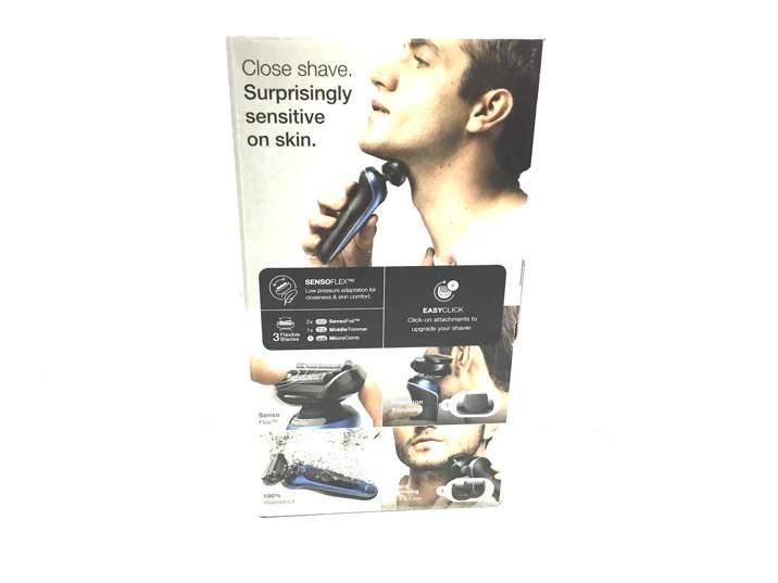 Afeitadora electrica braun series 6
