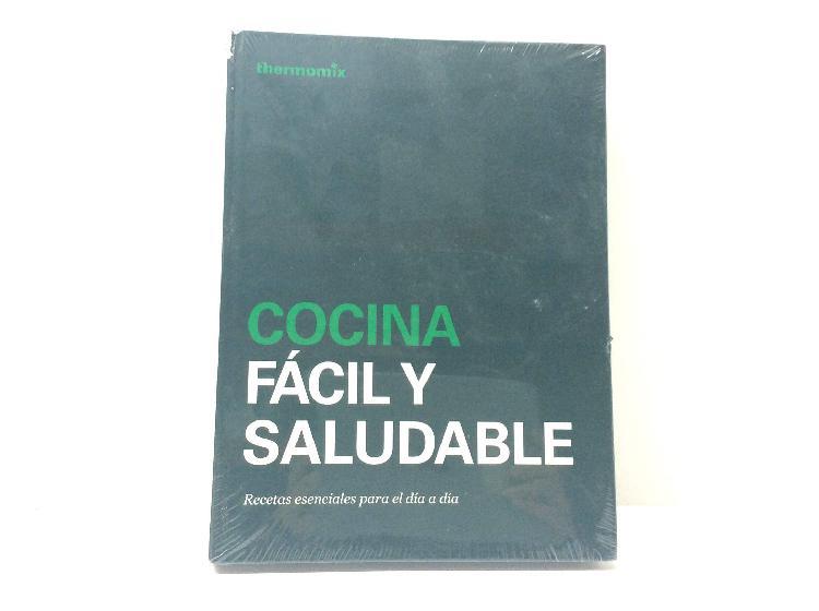 Libro cocina vorwerk cocina facil y saludable