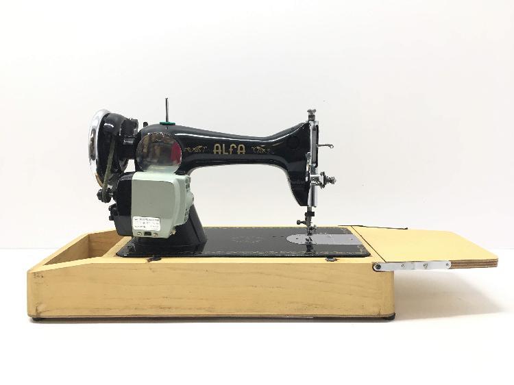 Maquina coser alfa 9029