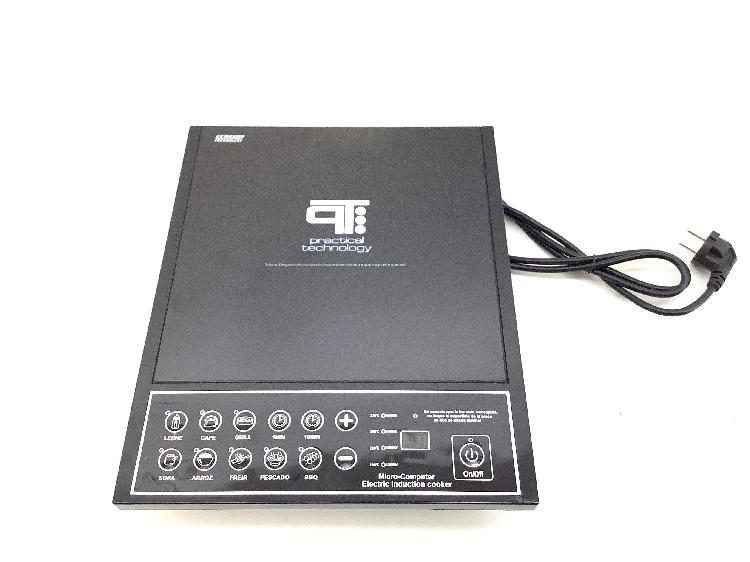 Placa induccion practical technology dc-20d2