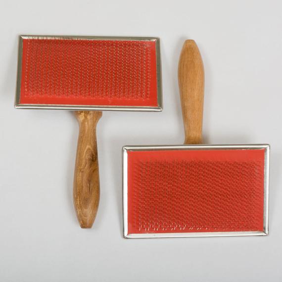 Carders de lana - carders de mano (par) - paño de carding