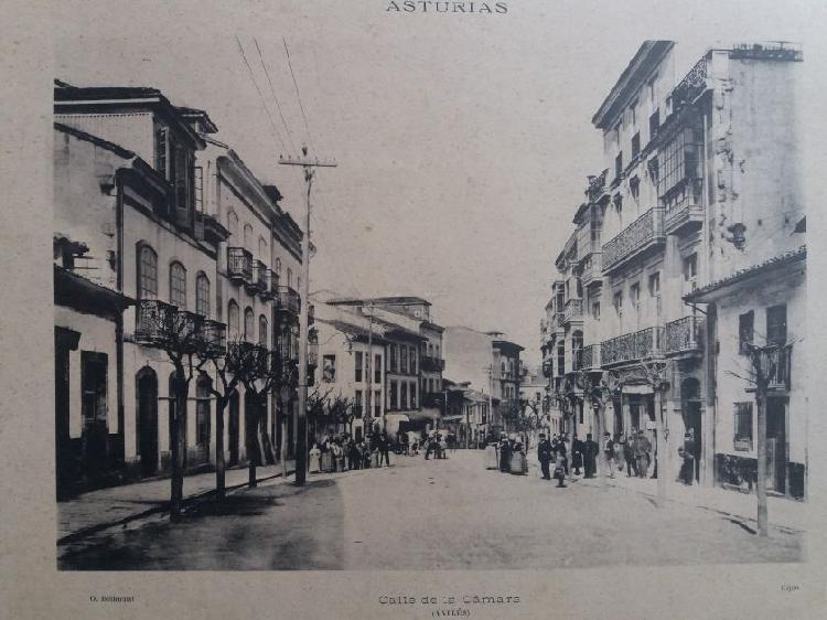 Fotos antiguas de asturias