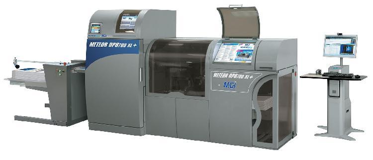 Prensa digital mgi meteor dp8700 xl maquinas de segunda mano