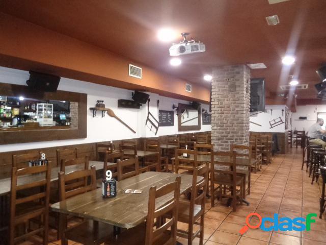 Bar restaurant con licencia bar musical