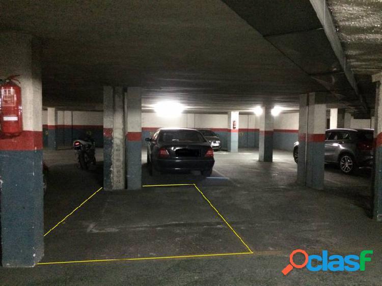 ¿estás buscando una fantástica plaza de garaje en la zona de plaza américa en torrent?