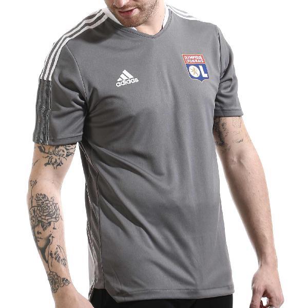 Camiseta adidas olympique lyon entrenamiento