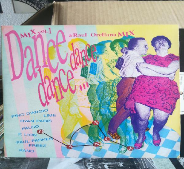 Dance, dance, dance vol 1 raul orellana