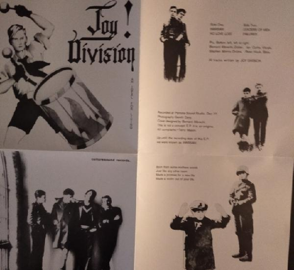 Joy division an ideal for living