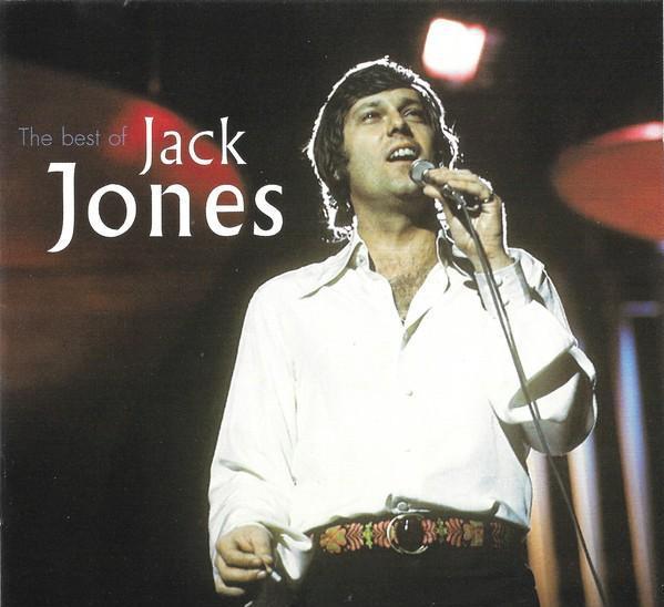 Jack jones - the best of jack jones (cd, comp) (1997/uk)