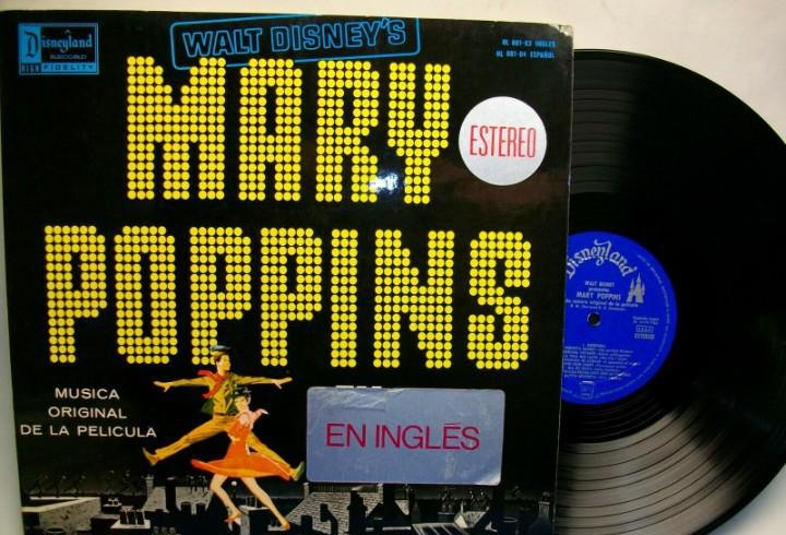 Mary poppins de walt disney's musica original de la pelicula