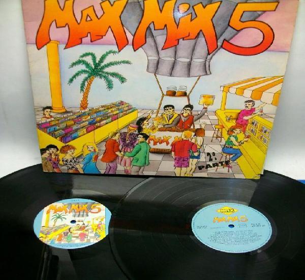 Max mix 5 lp 2 discos segunda parte