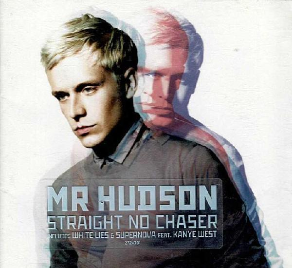 Mr hudson - straight no chaser. cd