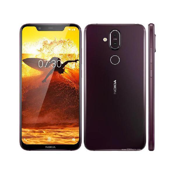 Nokia 8.1 (nokia x7) 64 gb dual sim
