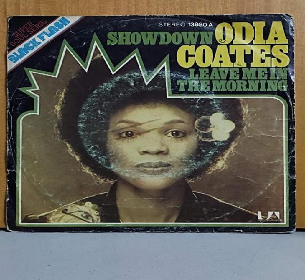Odia coates - showdown + leave in the morning (ariola)