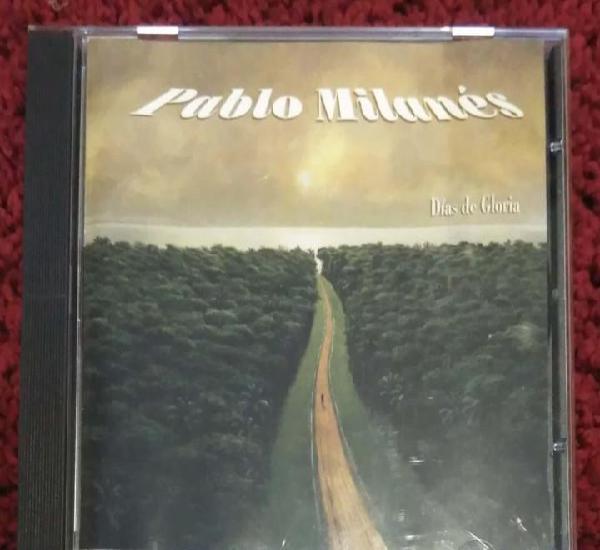 Pablo milanes (dias de gloria) cd 2000