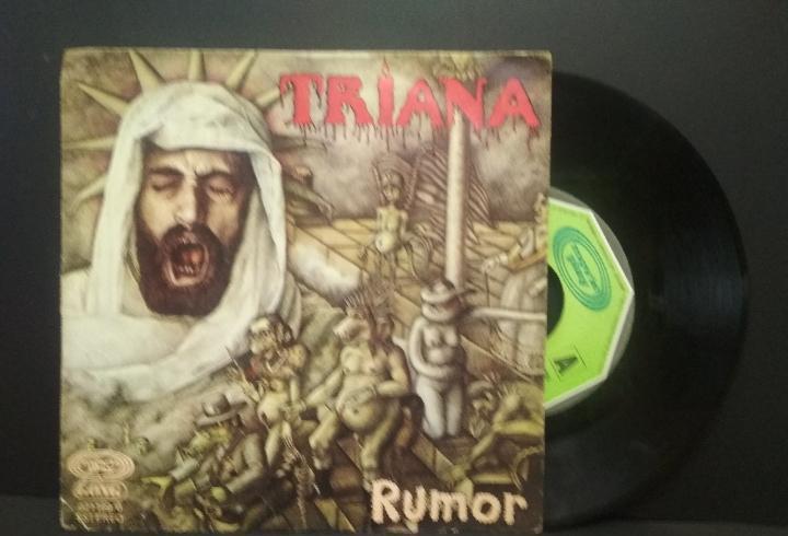 Triana / rumor / single 45 rpm / movieplay pepeto