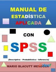 curso on line alumnos, profesores y particulares de spss