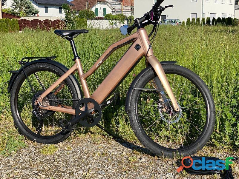 STROMER ST1x Una de las mejores bicicletas