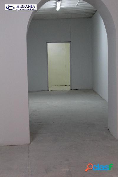 Local recien reformado 80 m2 zona san francisco