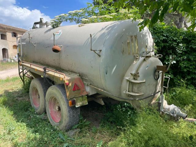 Cuba de purin 10.000 litros