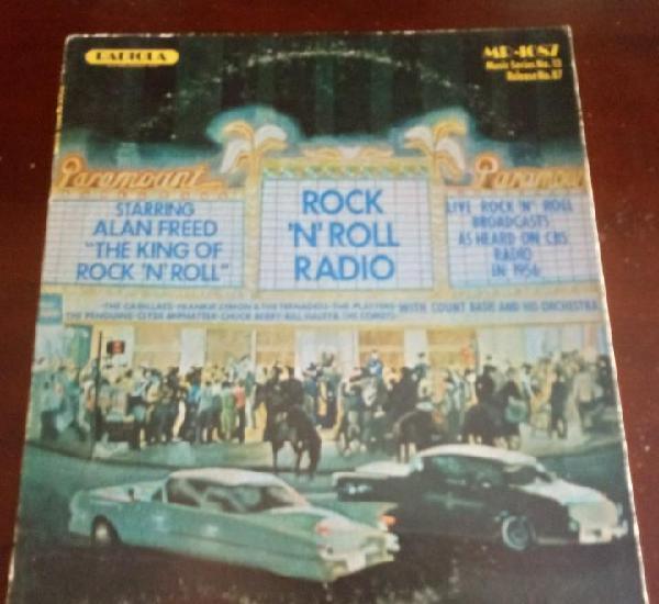 Rock n roll radio - lp - 1978 - frankie lymon - the