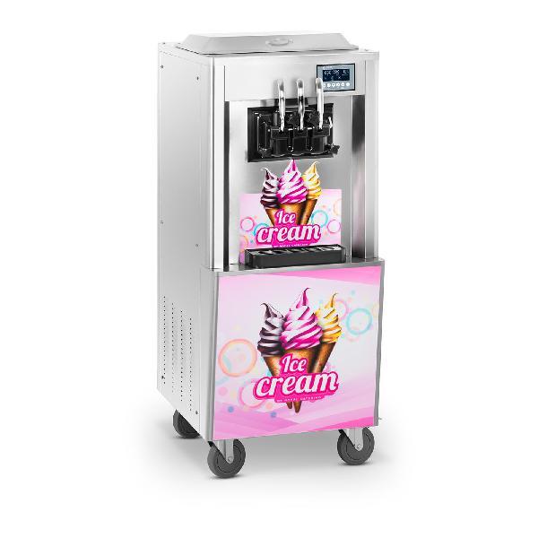 Segunda mano máquina de helados soft