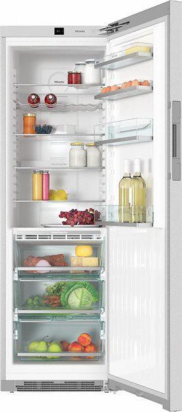 Miele frigorífico side by side ks 28463 d ed/cs acero inox.