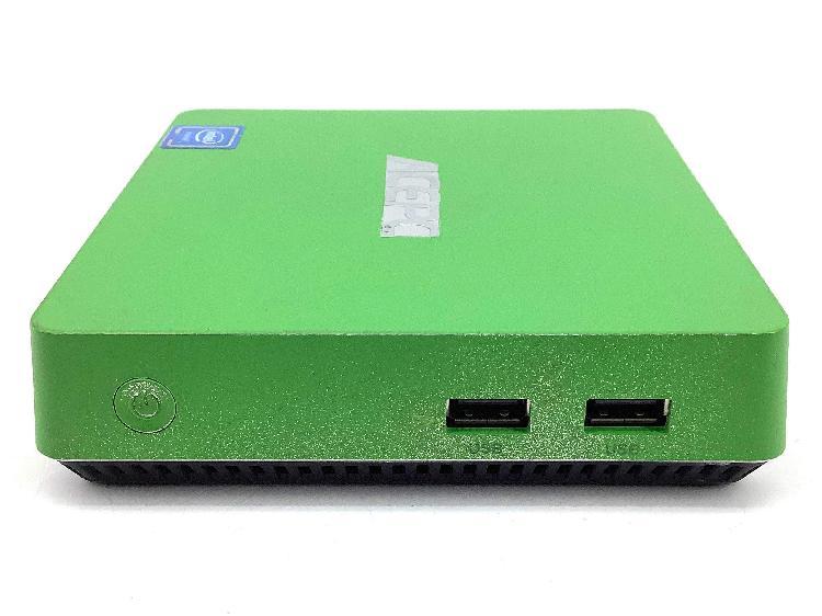 Pc otros acepc t11 mini pc, intel atom z8350, 4gb ram, 320gb
