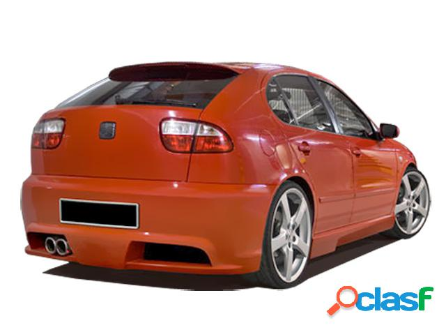 Paragolpes trasero seat leon unlimited