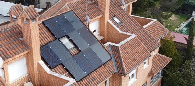 Energía solar fotovoltaica, autoconsumo hogar
