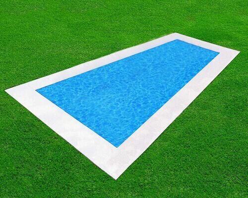 Kit construcción piscina grande 6x3 - 2m