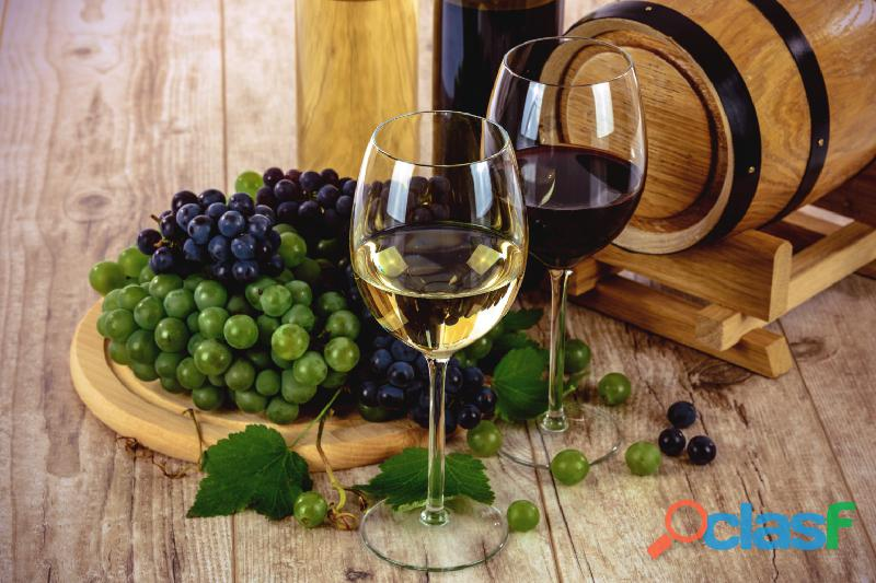 Se traspasa increíble exportadora de aceite y vino