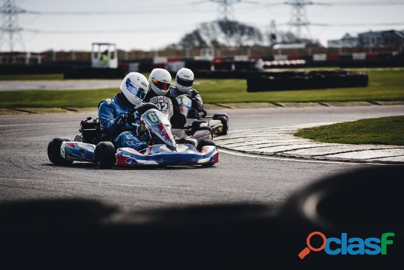 Se traspasa magnífico negocio de karting