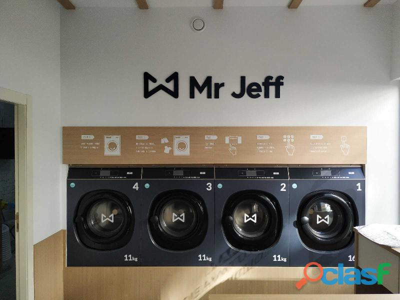 Se vende lavandería tintorería