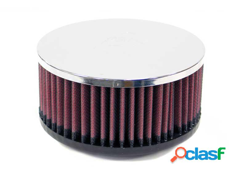 Universal clamp-on filter ford fiesta i 1.1l l4 carb año:1978 obs.:
