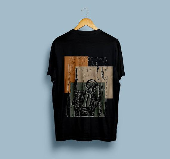 Camiseta black liberation