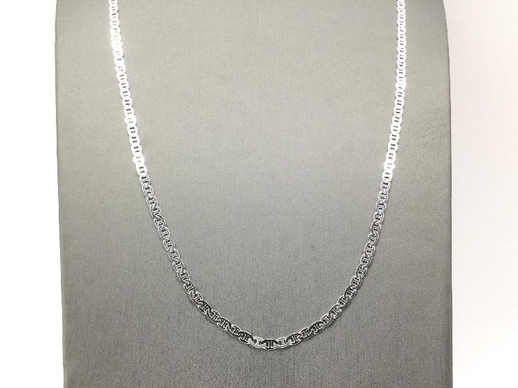 Cadena plata primera ley (plata 925mm)