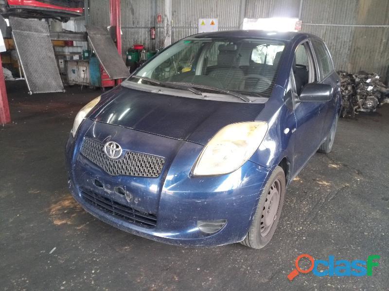 Despiece Toyota Yaris 2008 1.4 D 4d