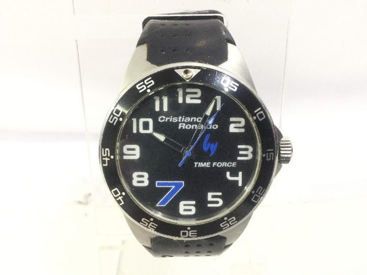Reloj pulsera caballero time force tf 4025m cristiano