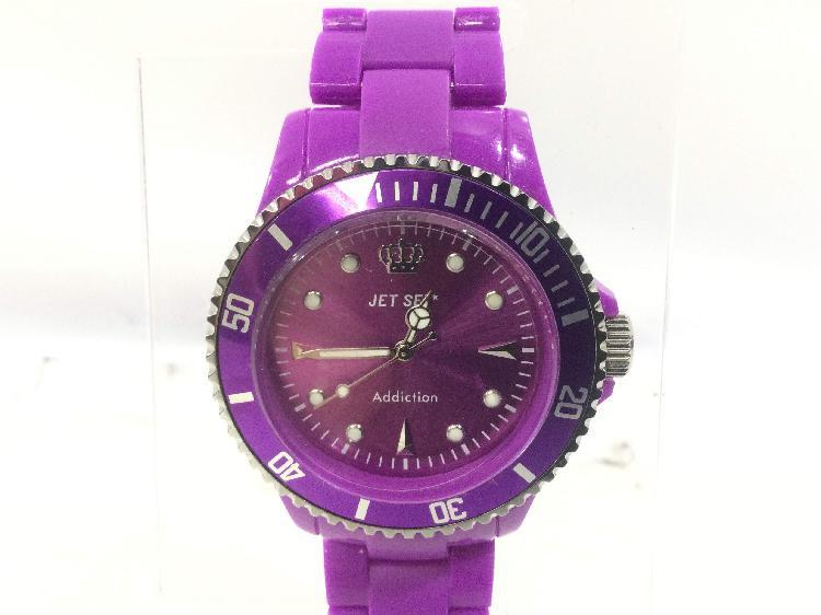 Reloj pulsera señora jet set j1635