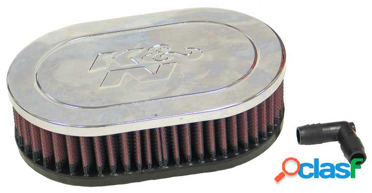 Universal clamp-on filter opel ascona b 1.6l l4 carb año:1978 obs.: