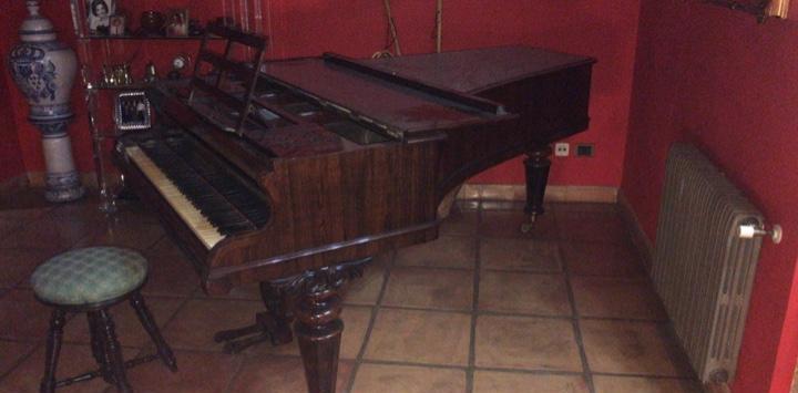 Piano antiguo john broadwood & sons london