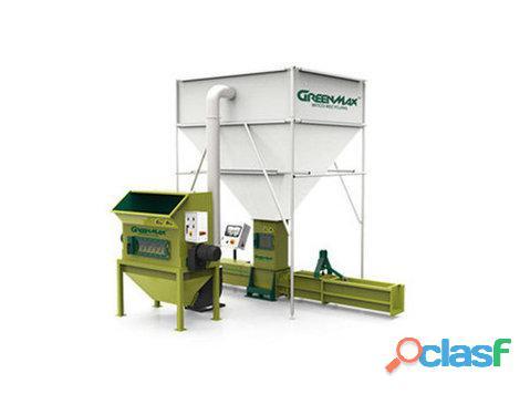 Prensa de poliestireno GREENMAX APOLO C300