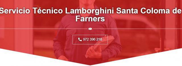Servicio técnico lamborghini santa coloma de farners