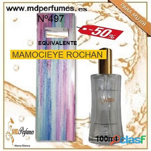 Oferta 10€ Perfume Mujer MANIFESTADA Nº415 Alta Gama Equivalente 100ml 2